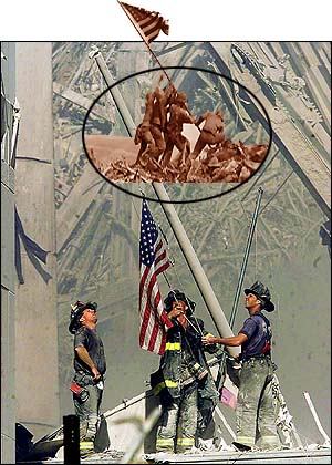 In Memory of and Tribute to our fallen heros of Nine Eleven