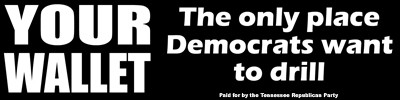 The onll place democrats want to drill