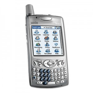 The Palm Treo 650