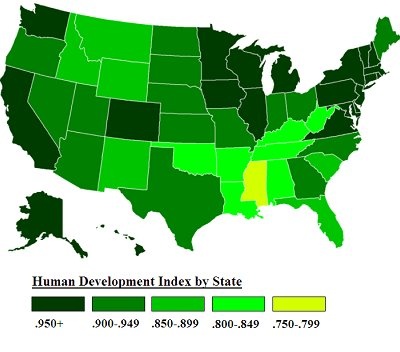 human-development-index-by-state-map
