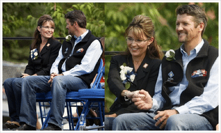 Mr. and Mrs. Todd Palin