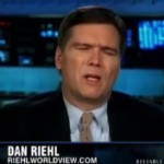 Dan Riehl (Gotta get you a better picture, Dan)