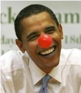 Obama_clown-nose